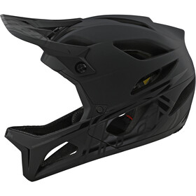 Troy Lee Designs Stage MIPS Casco, stealth midnight